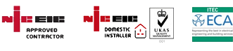 NICEIC Approved Contractor and Domestic Installer in Banbury, Oxfordshire